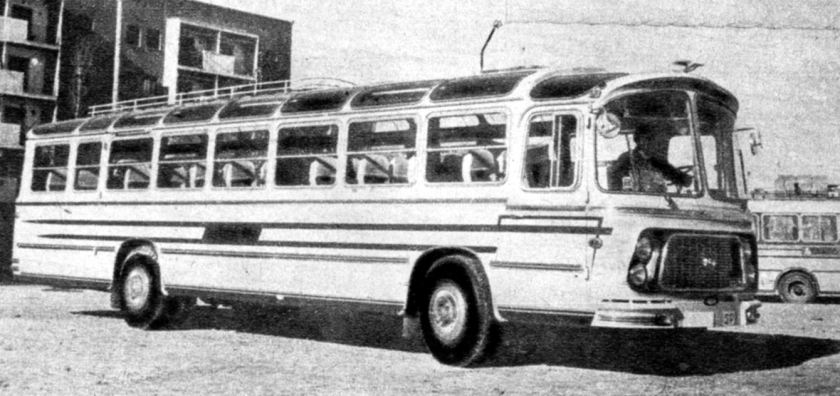 Pegaso Diesel Autobus