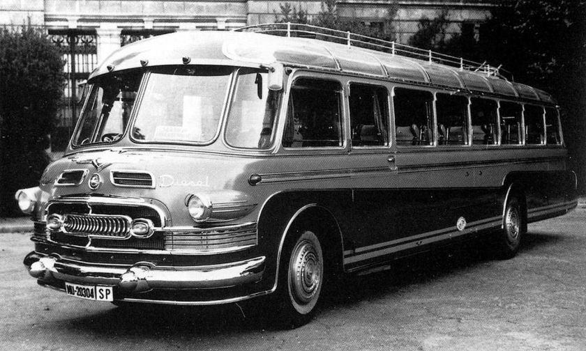 Pegaso Diesel (supongo que Z-401)