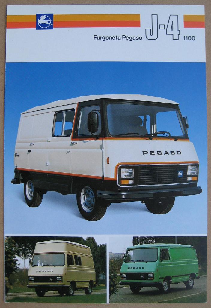 Pegaso J-4 1100 Ad