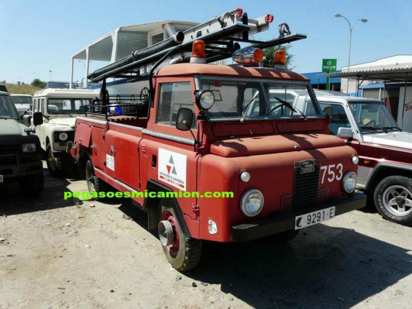 Pegaso Land Rover