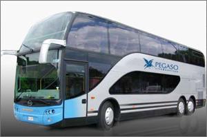 Pegaso Limo bus