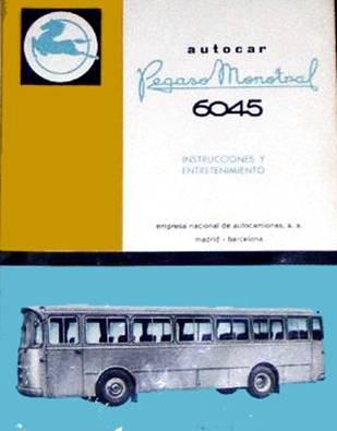 PEGASO Monstral 6045