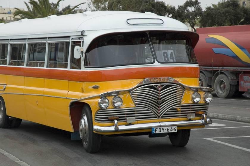 Pegaso Oldtimer 07 malta bus victoria line 84