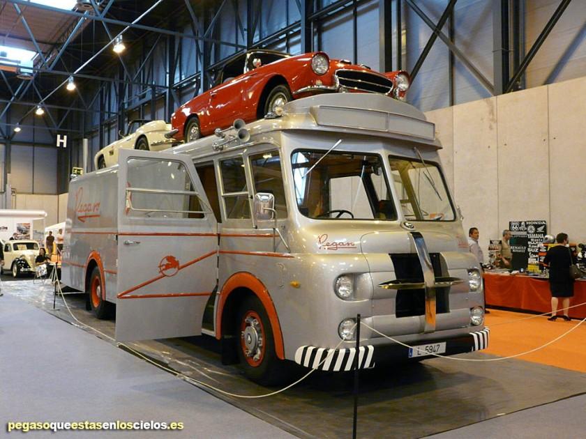 PEGASO Race Transporter a
