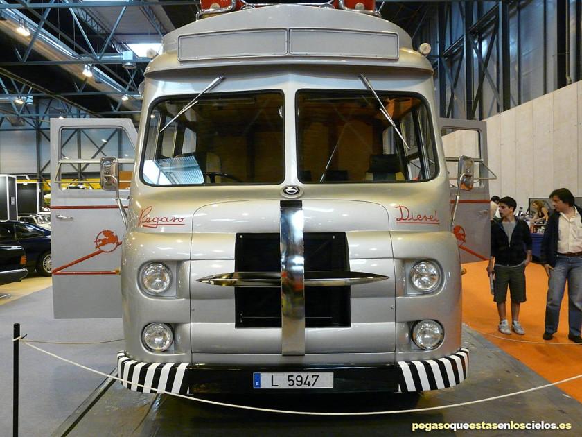 PEGASO Race Transporter
