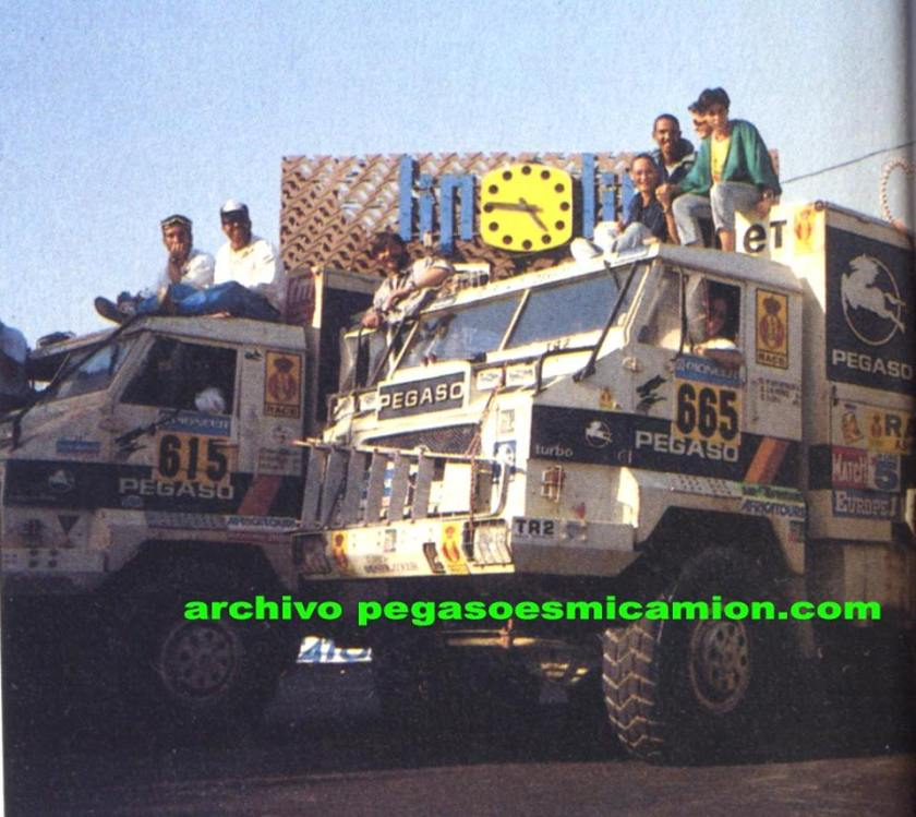 Pegaso Rally