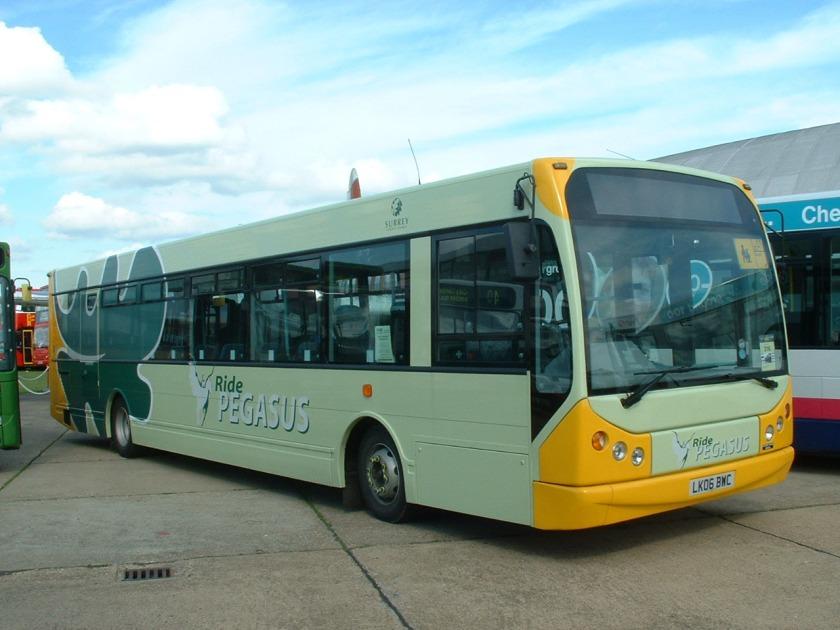 Pegaso Ride UK