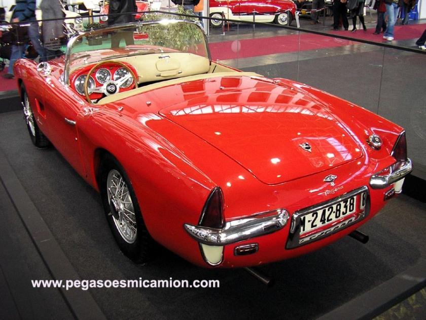 Pegaso rood