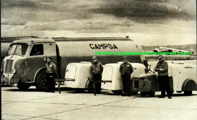 Pegaso Tanker Aeropuorto