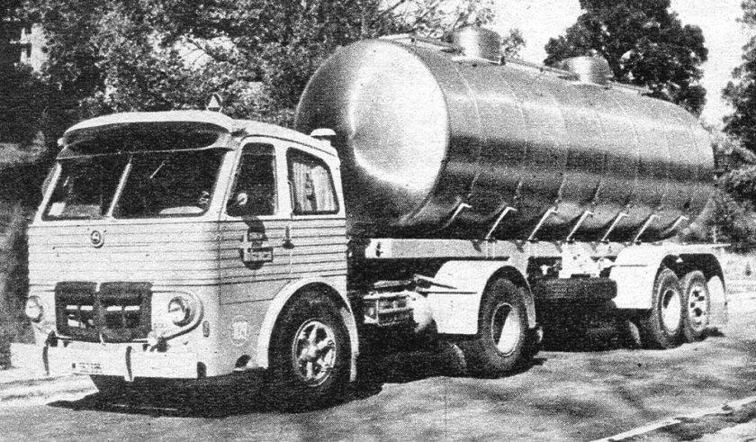 Pegaso tanker