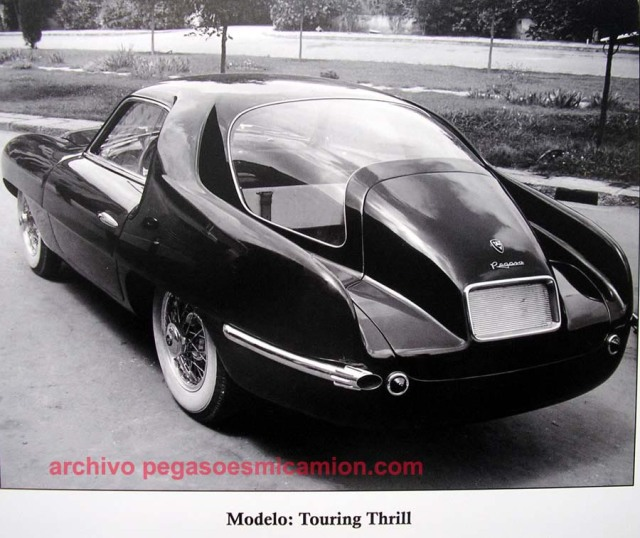 Pegaso Touring Thrill