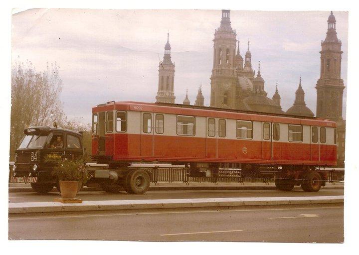 Pegaso + Tram