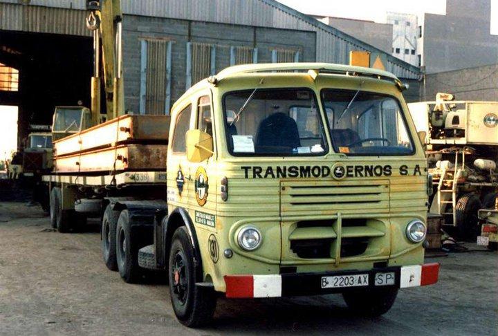 Pegaso Trans Modernos AX