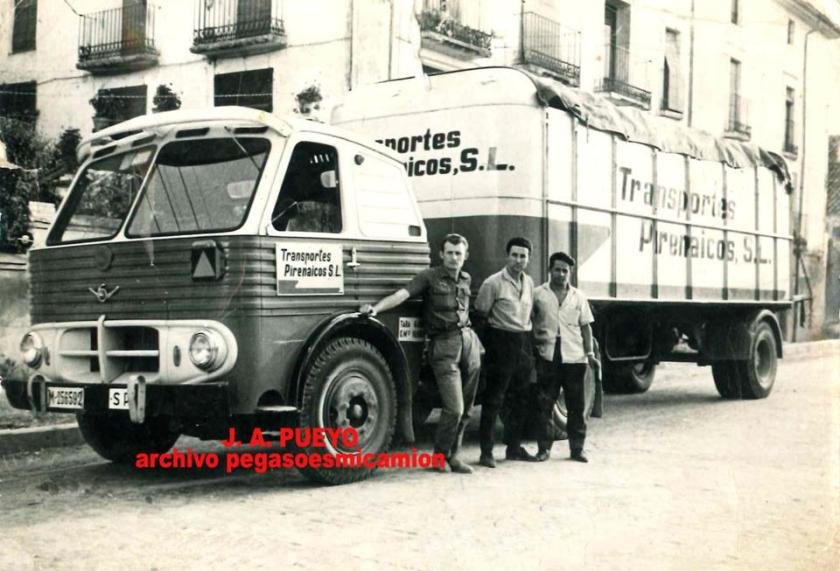 Pegaso Transportes Pirenaicos