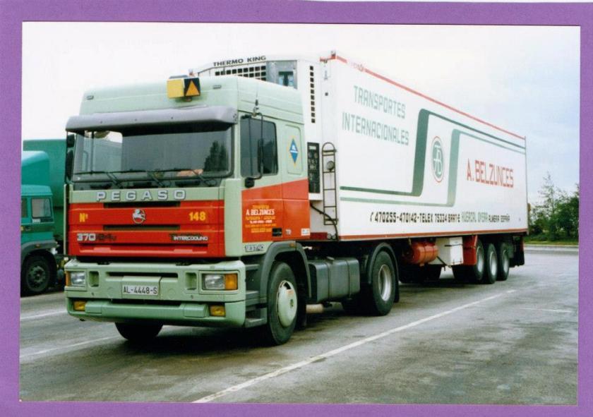 Pegaso Troner 1237.40-T  370-24v TR