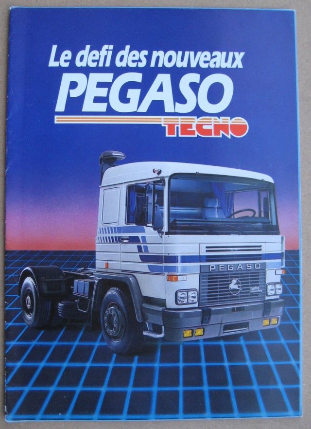 Pegaso Turbo intercooling Ad