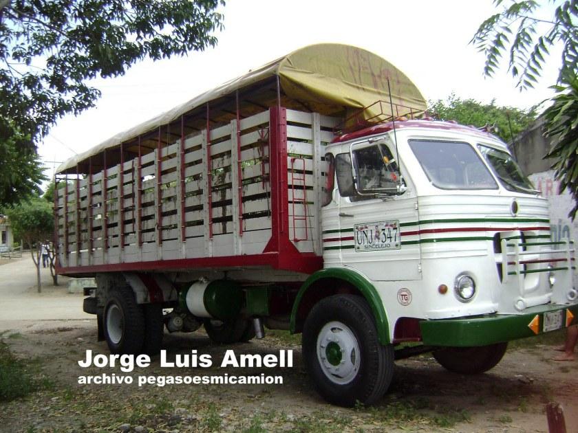 Pegaso veewagen Colombia