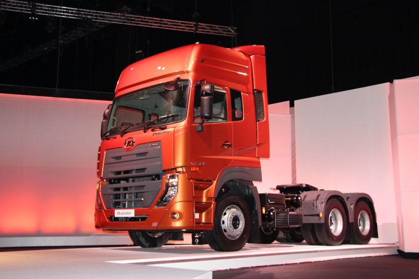 UD Trucks Quester 008
