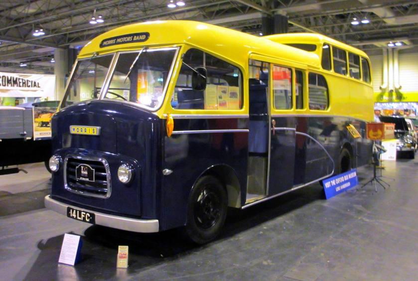 vintage morris coach