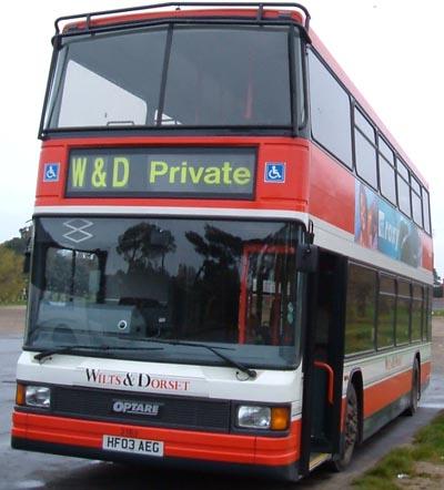 Wilts&Dorset 3185