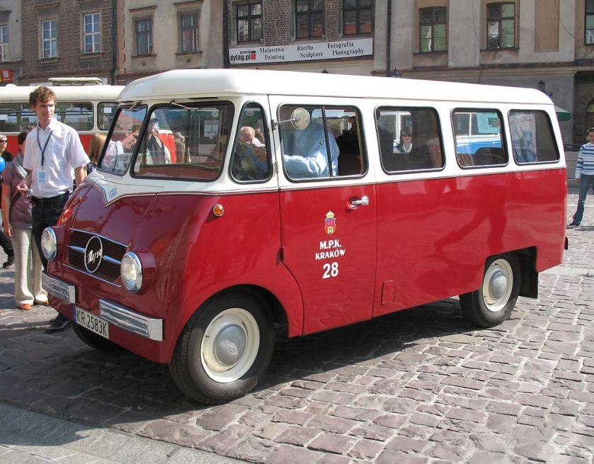 ZSD Nysa N59M in Kraków
