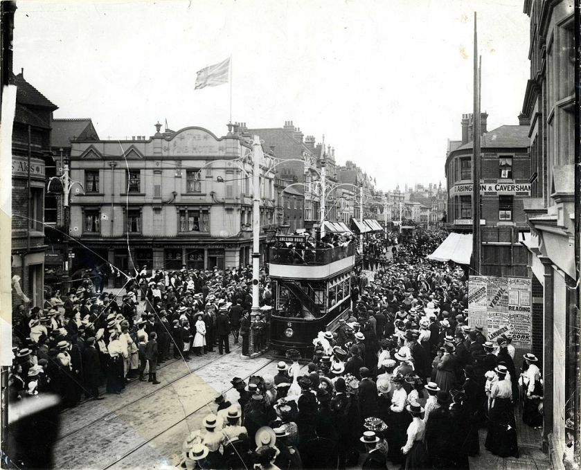 05 1903 Reading Corporation Tramways