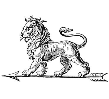 1858 Lion Peugeot