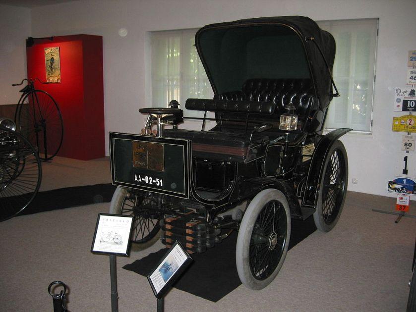 1899 Peugeot Type 19