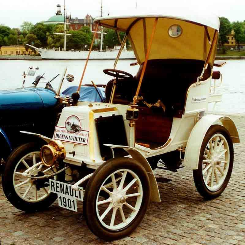 1901 Renault Voiturette