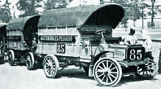 1905 Peugeot 10CV