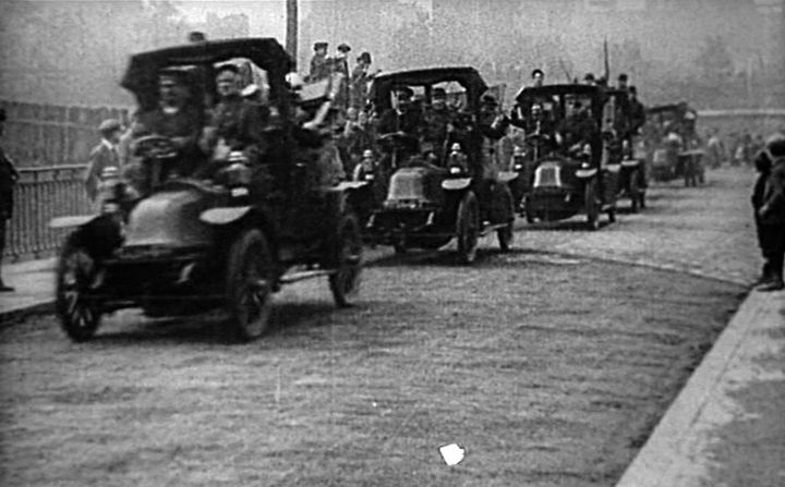 1905 Renault 8CV Landaulet 'Taxi de la Marne' [Type AG-1]