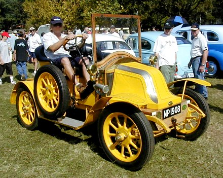 1906 renault Stanley Steamer