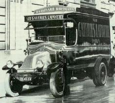 1906 renault type G2 18HP