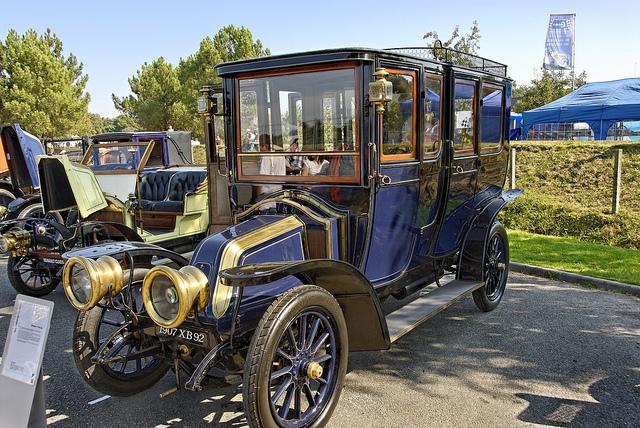 1907 RENAULT type XB 1907