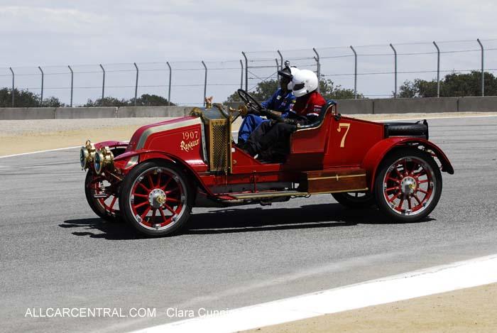 1907 Renault Vanderbilt Racer