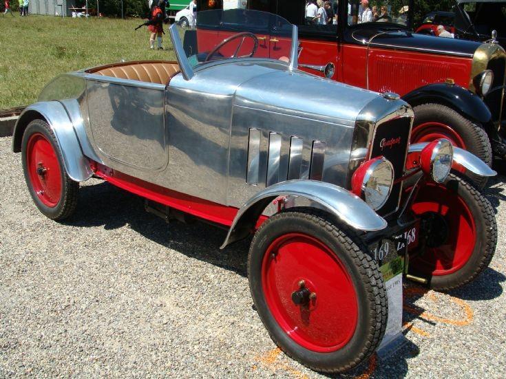 1908 Peugeot