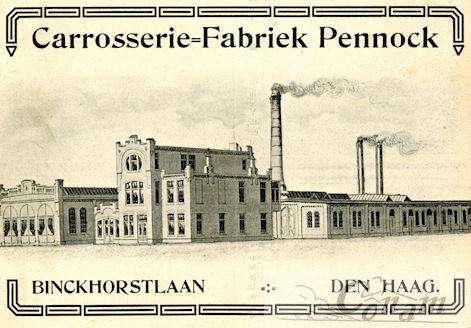 1909 pennock