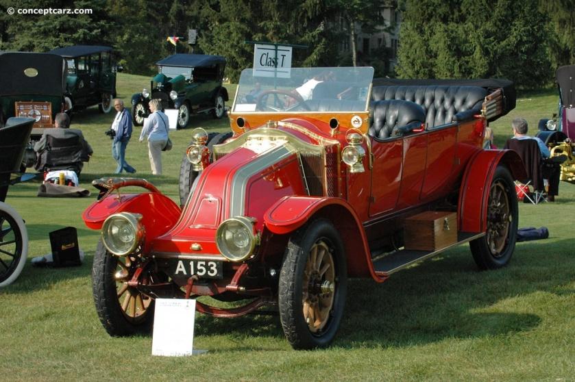 1909 Renault Type AI Torpedo