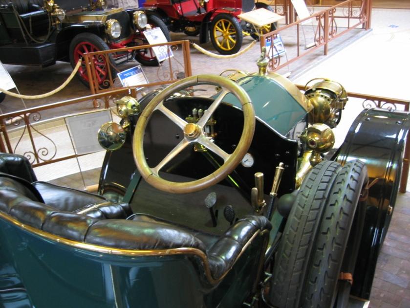 1910 Peugeot Type 125
