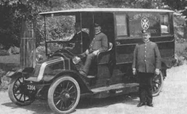 1910 Renault 2 Melbourne