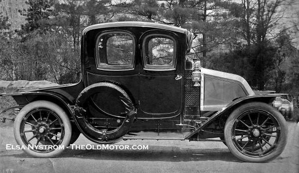 1910 Renault American Standard Touring Car