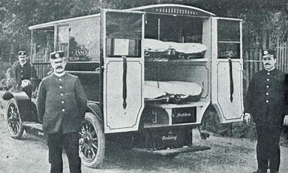 1910 Renault Melbourne