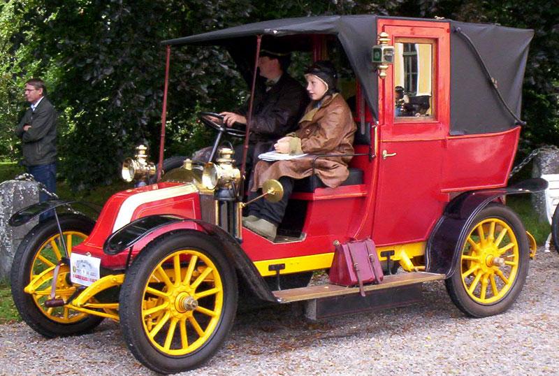 1910 Renault Type AG 9 CV