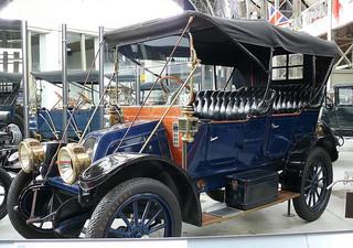 1911 Modell G Touring blue vl