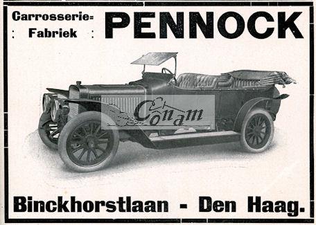 1911 pennock-1911
