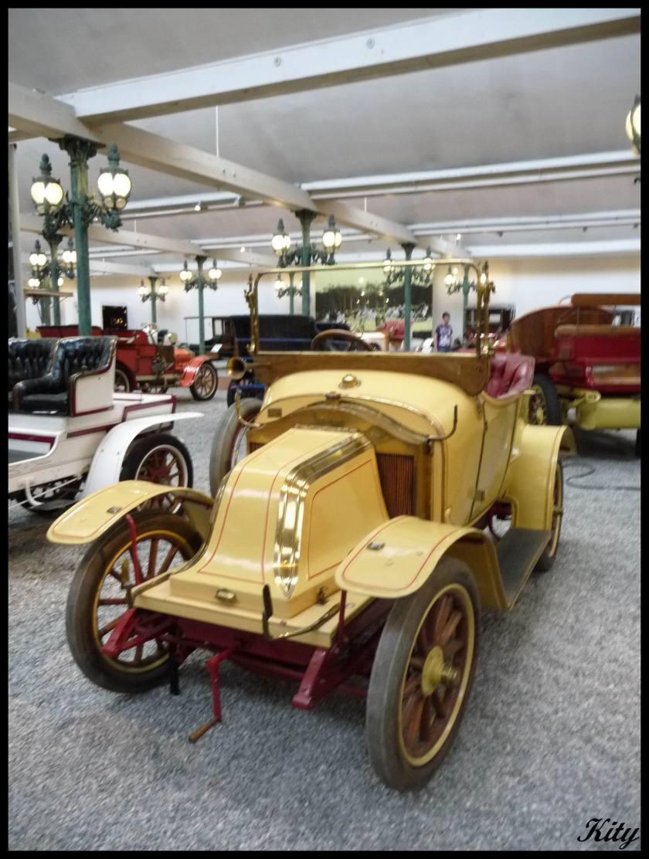 1911 Renault Torpedo Type AX
