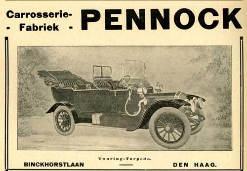 1912 pennock-1912-07