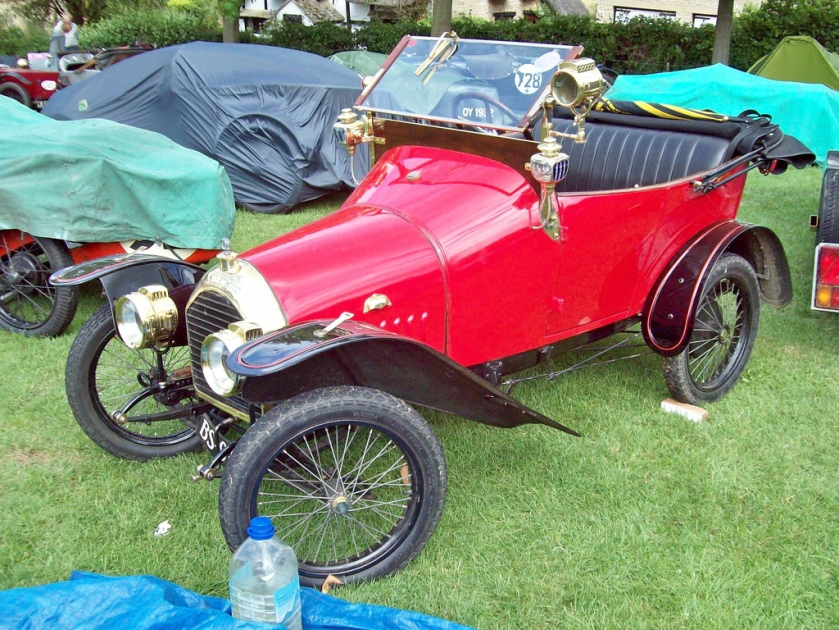1913-19 Peugeot Bebe Engine 856cc
