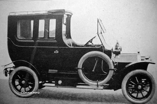 1913 Pennock-1913-FIAT