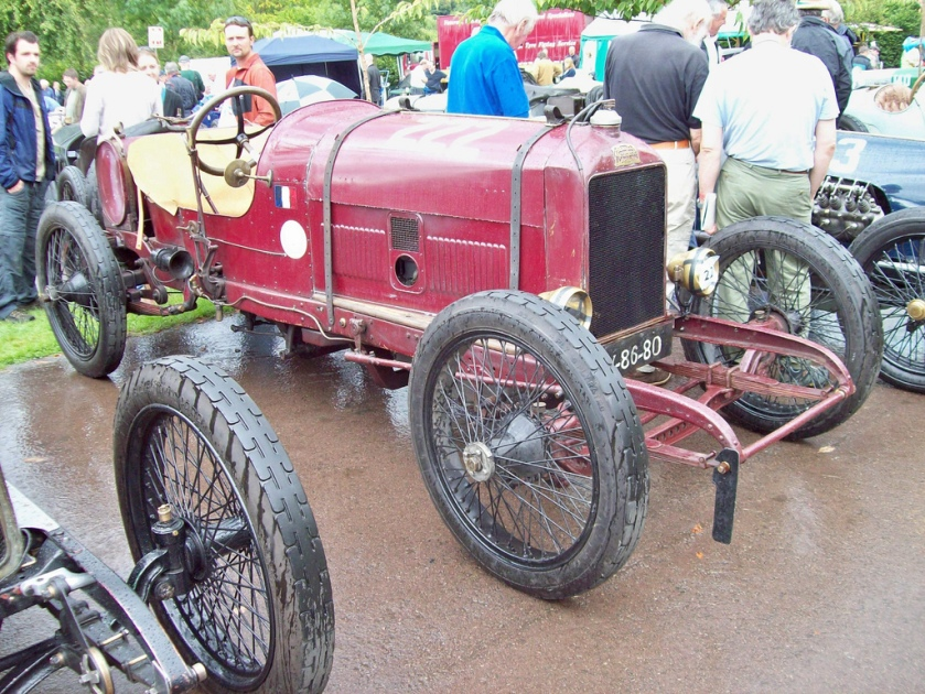1913 Peugeot 148 (Spcl.) Engine 9934cc